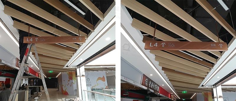 商场标识标牌,商场导视系统,商场导向标识