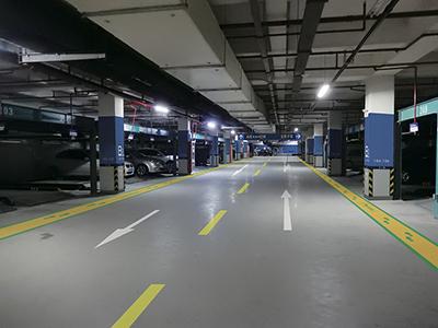 导向标识系统为什么能够解决停车场的空间利用问题