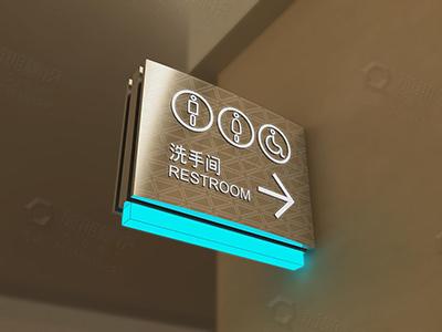 大型商场中的标识导向设计分析