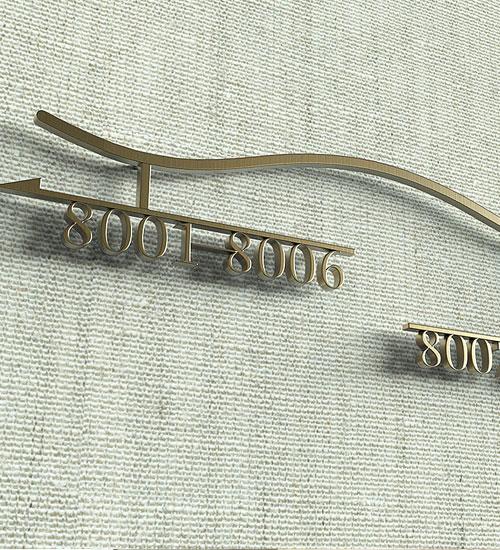 酒店标识设计