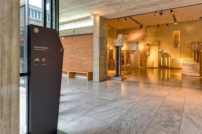 博物馆导视系统