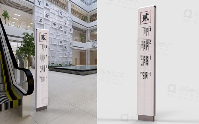 博物馆导向标识