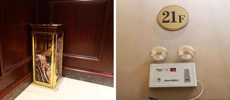 前期标识为星悦酒店提供酒店标识标牌产品