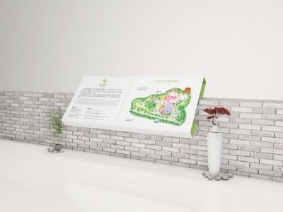 郑州标牌制作厂家分享景区解说标识系统建设的意义